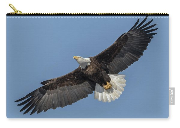 American Bald Eagle 2017-18 Carry-all Pouch