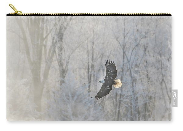 American Bald Eagle 2017-2 Carry-all Pouch