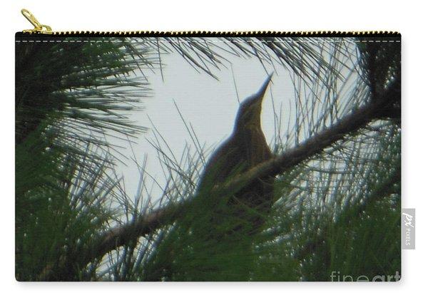 American Bitten Bird Carry-all Pouch