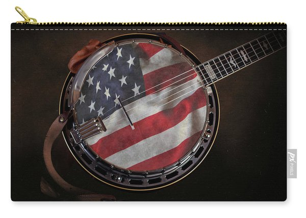 American Bluegrass Music Carry-all Pouch