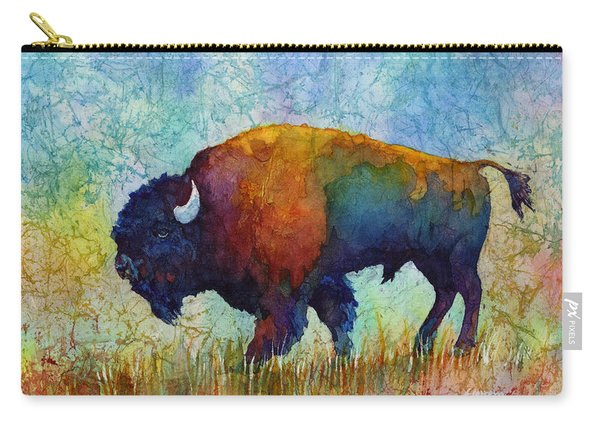 American Buffalo 5 Carry-all Pouch