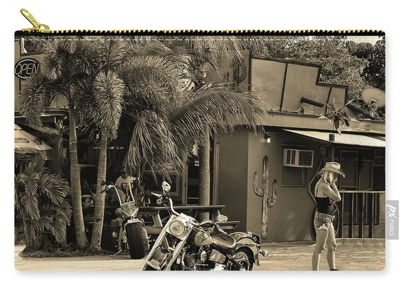 American Classic Sepia Carry-all Pouch