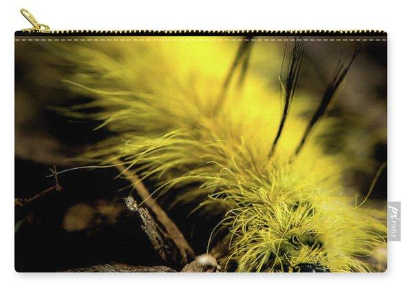American Dagger Moth Caterpillar Carry-all Pouch