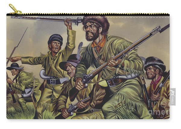 American Frontiersmen Carry-all Pouch