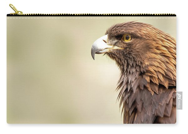 American Golden Eagle Carry-all Pouch