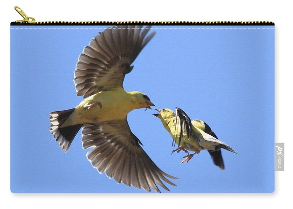 American Goldfinch Exchange Carry-all Pouch