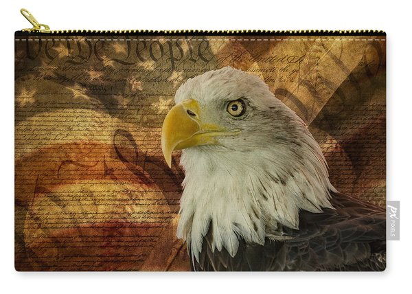 American Icons Carry-all Pouch