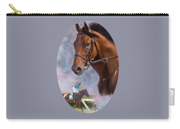 American Pharoah Carry-all Pouch