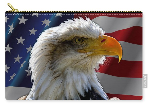America  Carry-all Pouch