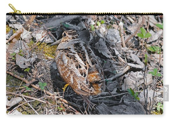 American Woodcock Carry-all Pouch