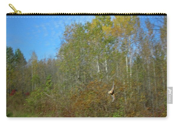 American Woodcock, Queen Of Upland Birds Carry-all Pouch