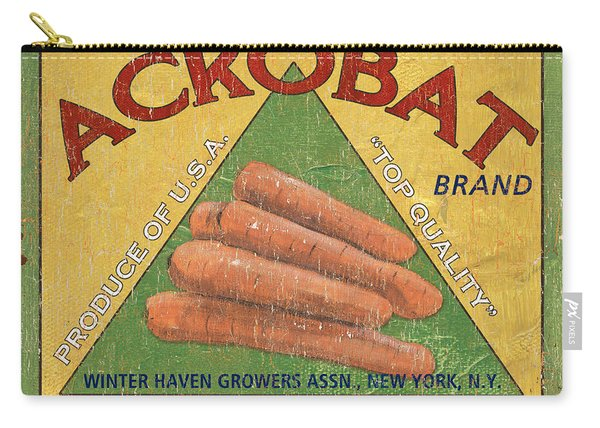 Americana Vegetables 2 Carry-all Pouch