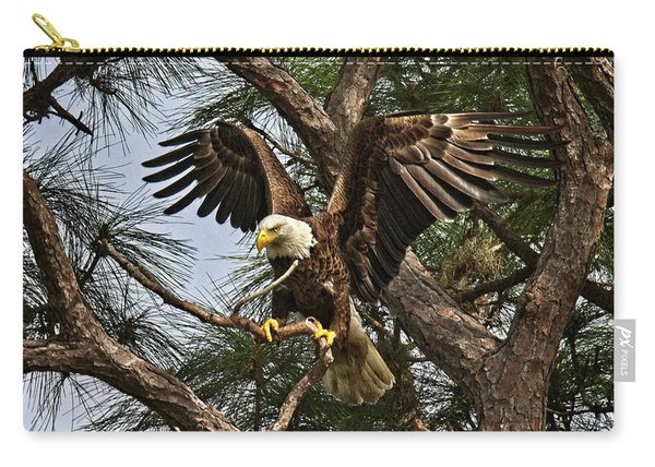 America's Bird Carry-all Pouch
