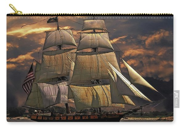 America's Ship Carry-all Pouch