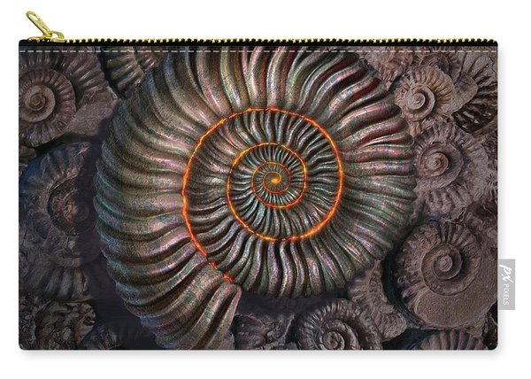 Ammonite 1 Carry-all Pouch