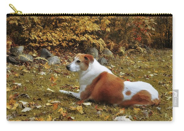 Among The Leaves Carry-all Pouch