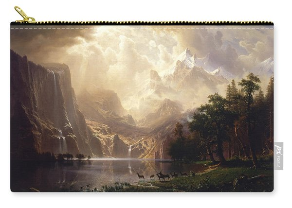 Among The Sierra Nevada Carry-all Pouch