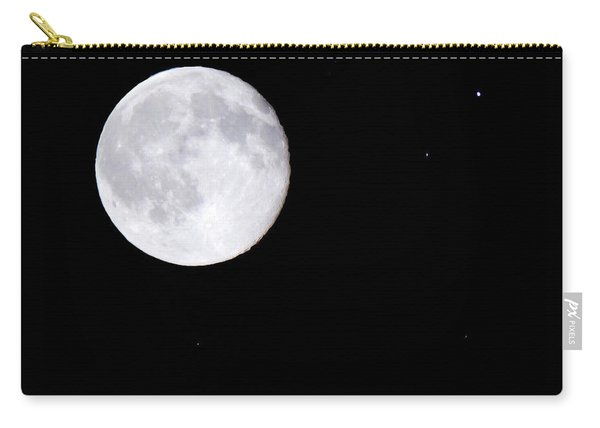 Among The Stars Carry-all Pouch