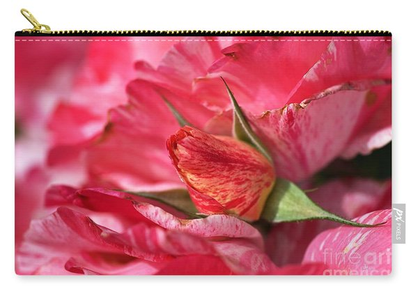 Amongst The Rose Petals Carry-all Pouch