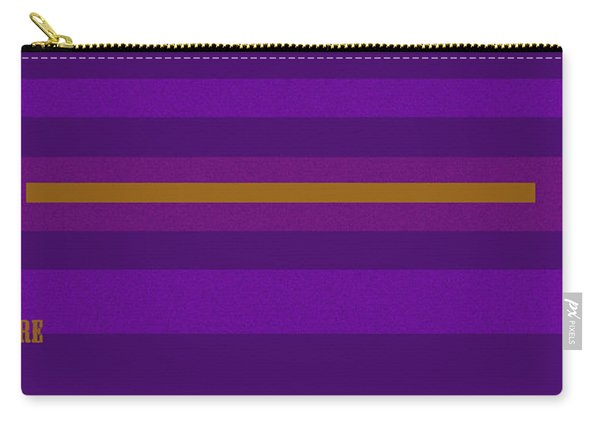 Amore Purple Carry-all Pouch