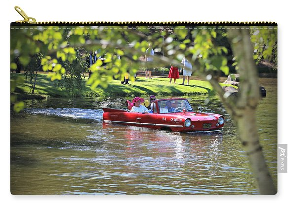 Amphicar Swimming Carry-all Pouch