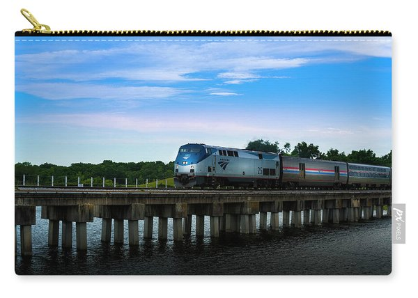 Amtrak No 25 Carry-all Pouch