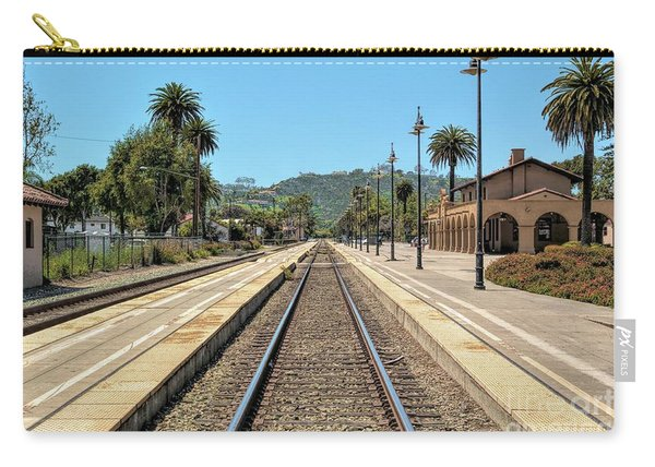 Amtrak Station, Santa Barbara, California Carry-all Pouch