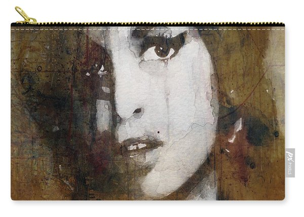 Amy Winehouse Love Is A Losing Game  Carry-all Pouch