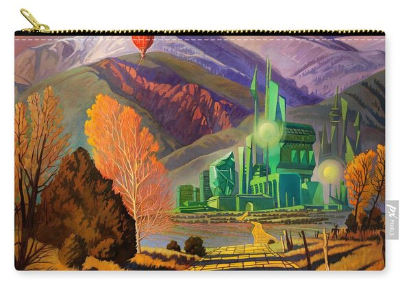 Oz, An American Fairy Tale Carry-all Pouch
