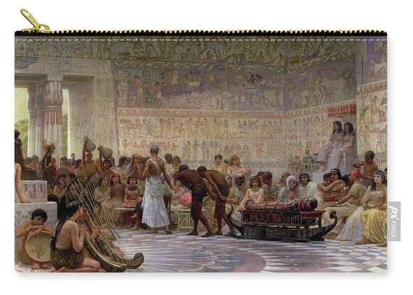 An Egyptian Feast Carry-all Pouch