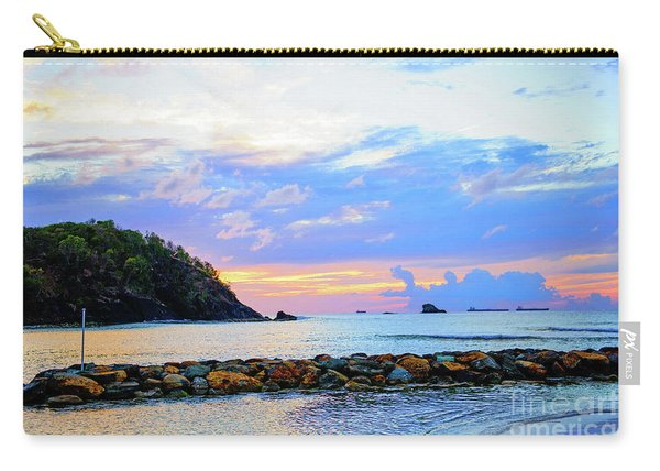 An Evening Glow Carry-all Pouch