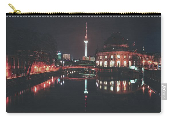 An Evening In Berlin Carry-all Pouch