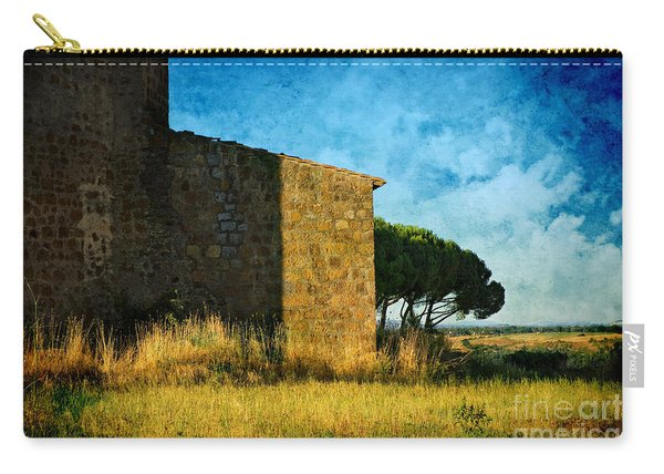 Ancient Church - Italy Carry-all Pouch