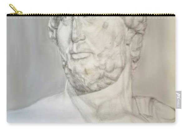 Ancient Greek Statue Carry-all Pouch