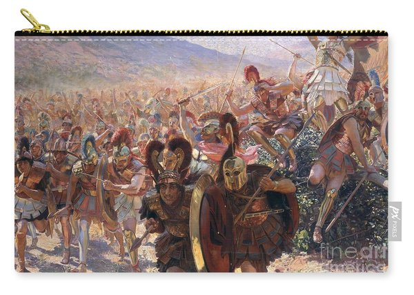 Ancient Warriors Carry-all Pouch