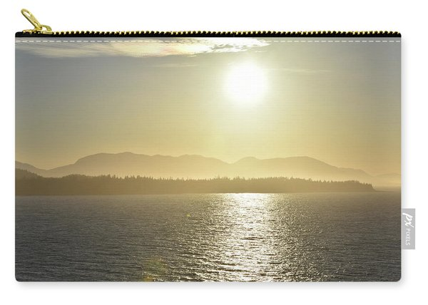 And The Sun Goes Down Carry-all Pouch