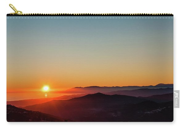 Andalucian Sunset Carry-all Pouch