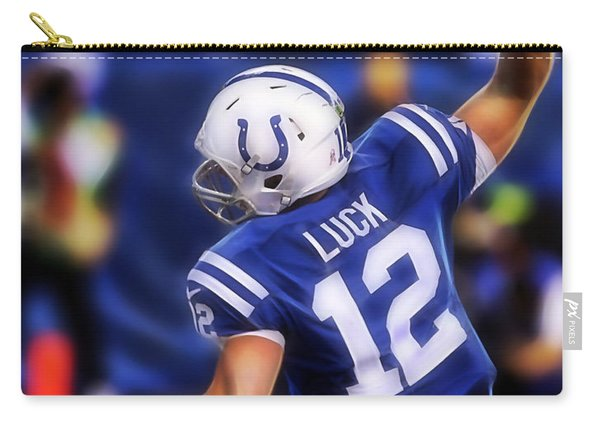 Andrew Luck Collection Carry-all Pouch