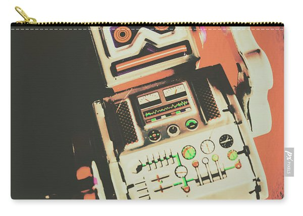 Android Short Circuit  Carry-all Pouch