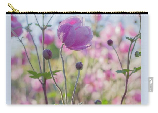 Anemone Softness  Carry-all Pouch