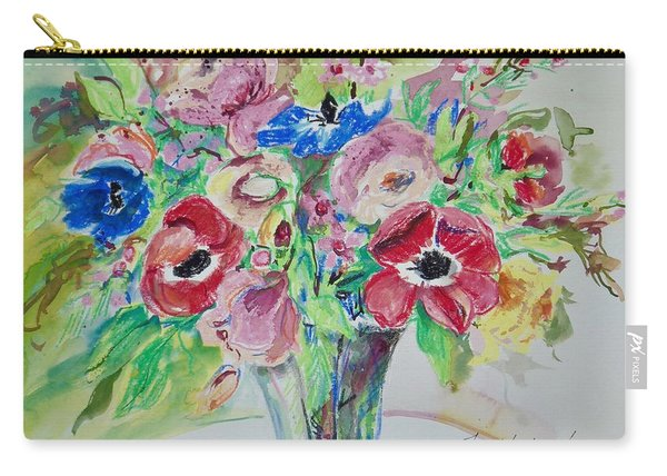 Anemones Carry-all Pouch