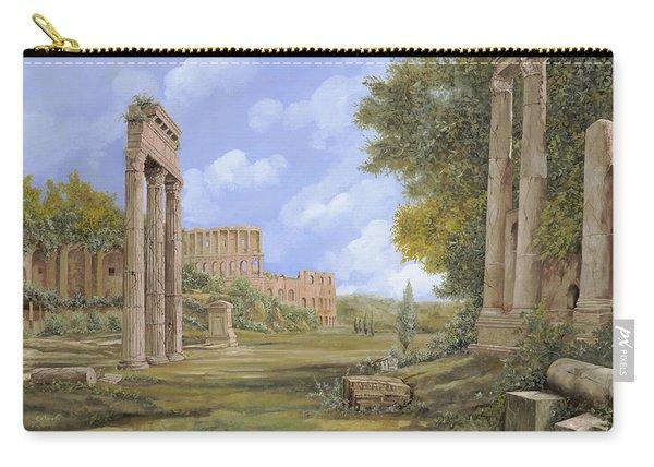 Anfiteatro Romano Carry-all Pouch