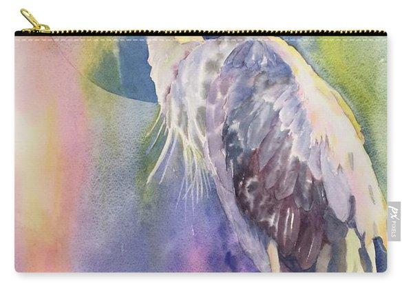 Angel Heron Carry-all Pouch