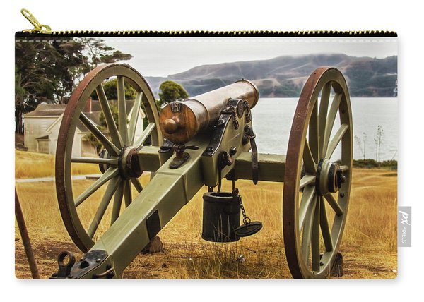 Angel Island Cannon Carry-all Pouch