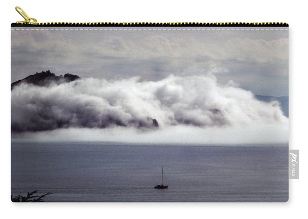 Angel Island Fog Carry-all Pouch