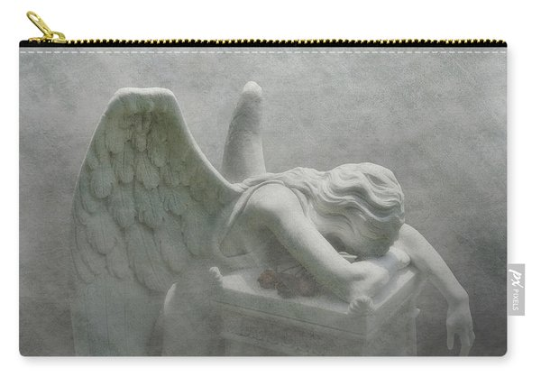 Angel Of Grief Carry-all Pouch