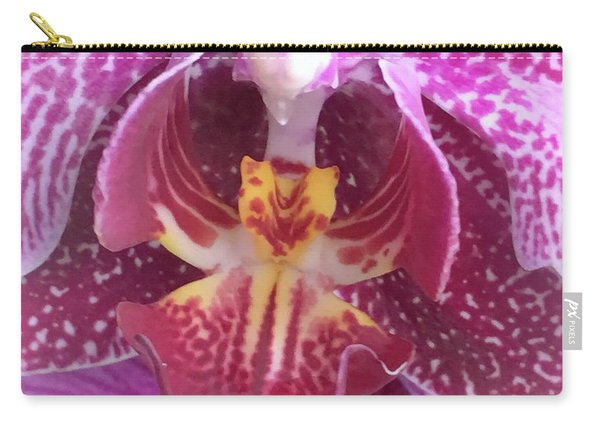 Angel Orchid Carry-all Pouch