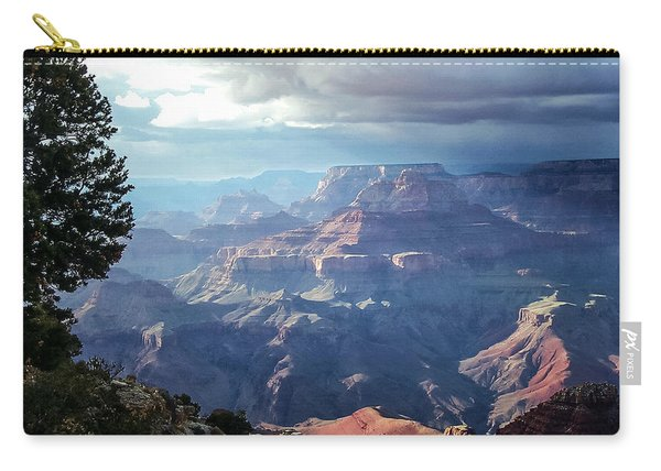 Angel S Gate And Wotan S Throne Grand Canyon National Park Carry-all Pouch