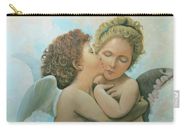Bouguereau Angels- My Adaptation Carry-all Pouch