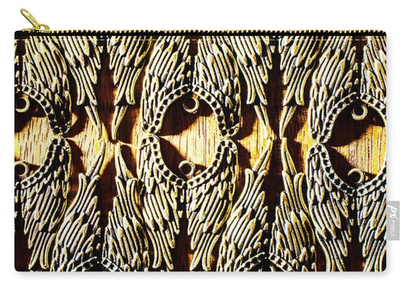 Angelic Patterns Carry-all Pouch